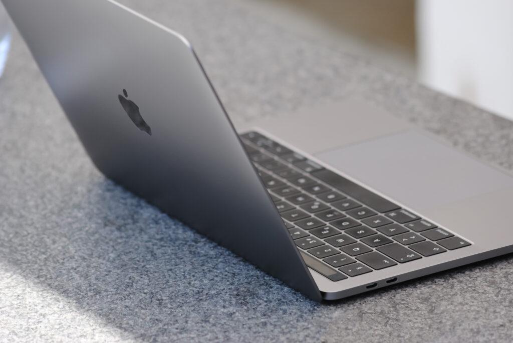 Bilde av en MacBook Pro